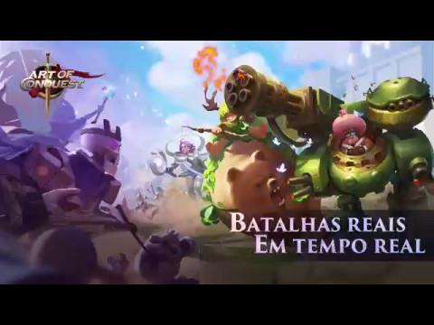Art of Conquest (AoC) video