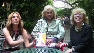 Latino Reads: Anita Vélez-Mitchell, Gloria Vando & Anika Paris