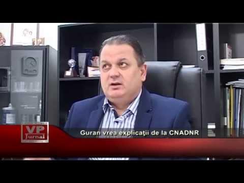Guran vrea explicaţii de la CNADNR