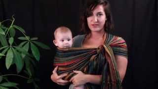 How To Baby Wear With A Rebozo - Easy!