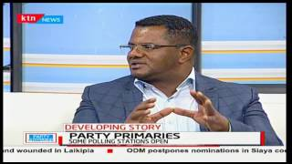 Hassan Omar: Mohammed Ali was fighting against a rigged system