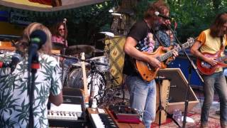 Can You Hear Me - Chris Robinson & the Brotherhood at Oregon Country Fair - July 7, 2017