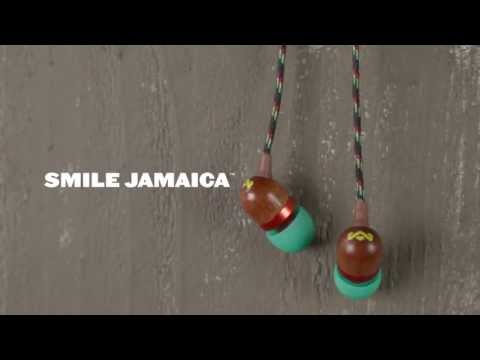 The House of Marley: Smile Jamaica In-Ear Headphones