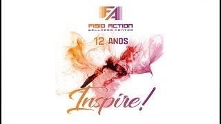 Fisio Action 12 anos - Inspire - Depoimento Adriane