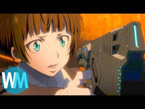 Top 10 Cyberpunk Anime Shows