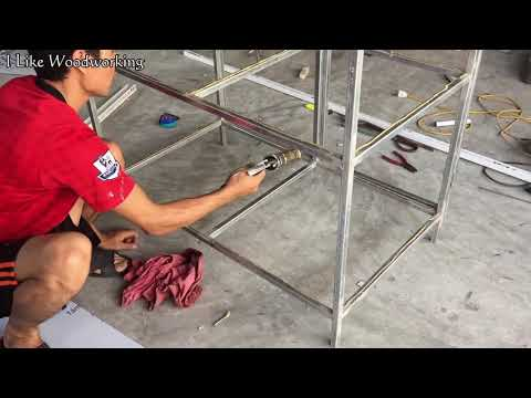 Build And Assemble a Steel Cabinets You Must See By