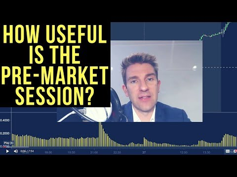How To Play Pre-Market Gap Up Stocks! - DekmarTrades - Video