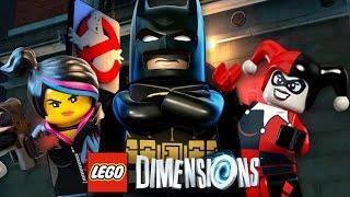 LEGO DIMENSIONS BR #21 : TEM ALGO ESTRANHO NA VIZINHANÇA!!!!