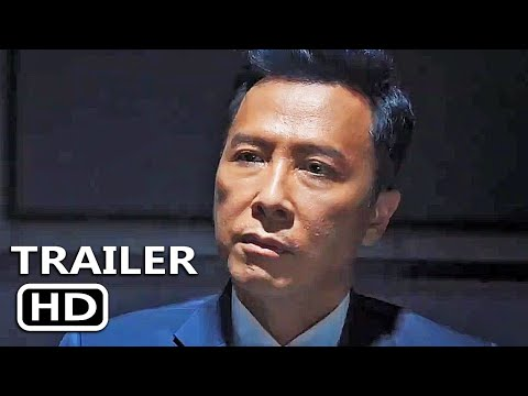 Raging Fire (2021) Trailer 1