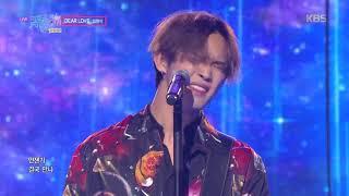 DEAR LOVE - 임현식(LIM HYUNSIK) [뮤직뱅크 Music Bank] 20191018