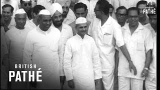 Lal Bahadur Shastri Becomes India's Prime Minister (1964)