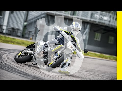2018 Husqvarna 701 Supermoto in Cape Girardeau, Missouri - Video 1