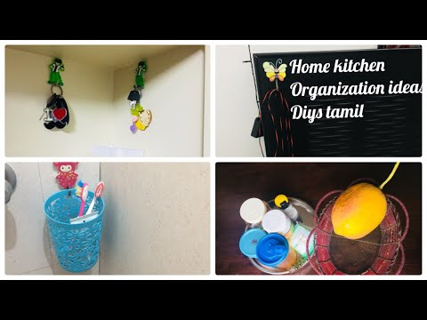 Home Kitchen Organization Ideas Diy S At No Cost In Tamil Kitchen