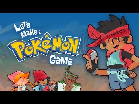 Let's Make a Pokemon Game!