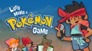 Let's Make a Pokemon Game!