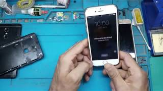 How to iphone is disabled connect to itunes 5.5s.6.6s.6puls.7.7puls x.xs.xs.max , how to unlock