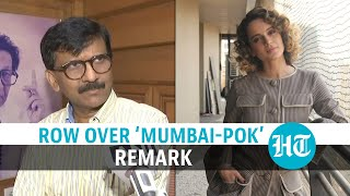 Kangana has no right to live in Mumbai, says Maha Minister; actor responds - Download this Video in MP3, M4A, WEBM, MP4, 3GP