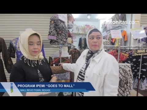 "Program IPEMI ""Goes To Mall"", Mall Revo Town Bekasi"
