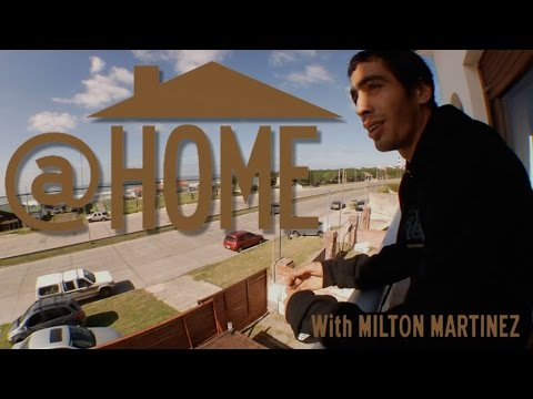 Creature Skateboards: @Home with Milton Martinez