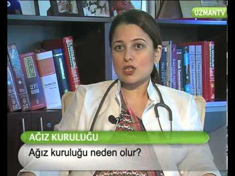Dr.Ayça Kaya Ağız Kuruluğu Neden Olur?