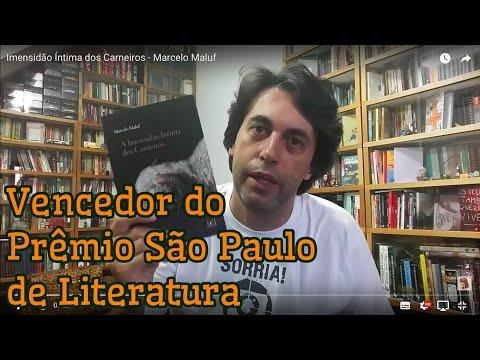 Imensidão Íntima dos Carneiros - Marcelo Maluf
