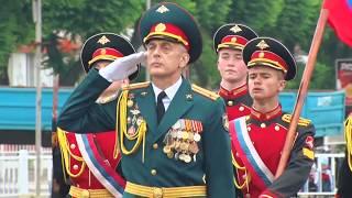 21 июня 2017 года - В Уссурийском СВУ состоялся юбилейный 70-й выпуск суворовцев (полная версия)