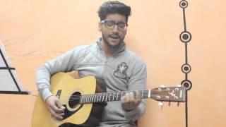 Khamoshiyan (Arijit Singh) Guitar Cover by Mayank Maurya