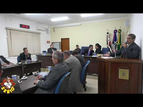 Tribuna Vereador Irineu Machado dia 9 de Abril de 2019