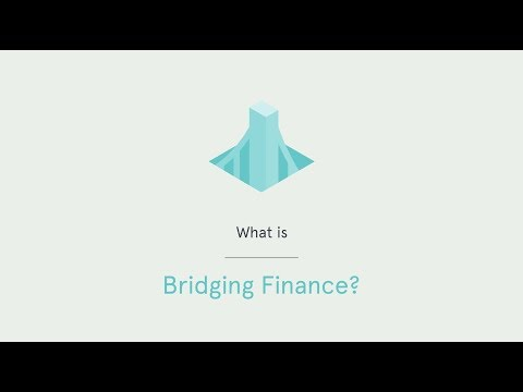 What is Bridging Finance?