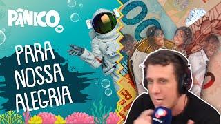 Infelizmente, Samy traz open de boas notícias da economia brasileira