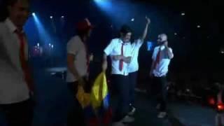 Pescao Vivo - De Rumba - Videoclip En Vivo (DVD Salvavidas) - Musica Cristiana
