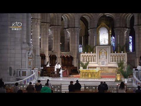 Prière du Milieu du jour du 29 janvier 2021 des Bénédictines du Sacré-Coeur de Montmartre
