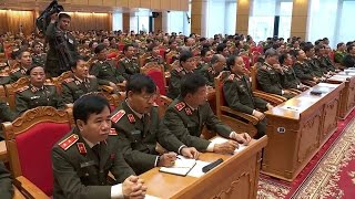 Hội nghị quán triệt các Nghị quyết Trung ương 4, khóa XII của Đảng Đoàn Quốc Hội