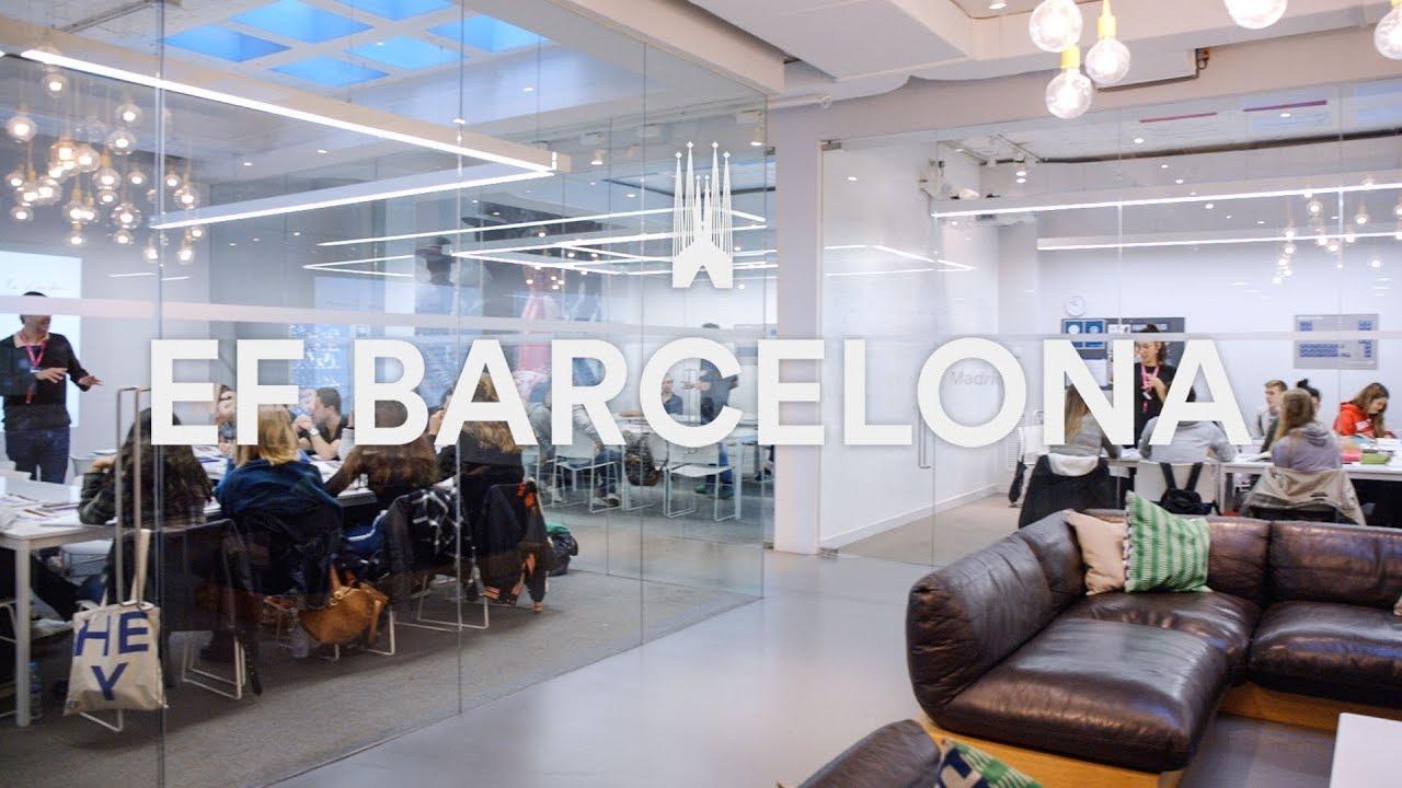 EF Barcelona – Campus Tour