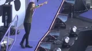 One direction - Ready to run. Strong. Better than words. Helsinki live