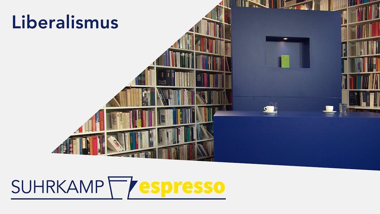 Liberalismus – <i>Suhrkamp espresso</i> #12