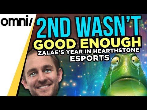 2nd Wasn't Good Enough. Zalae's Year in HS eSports.