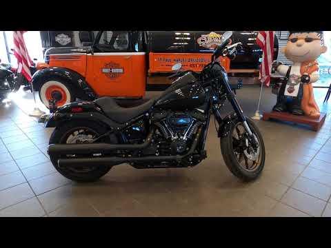 2021 Harley-Davidson® Low Rider® S FXLRS