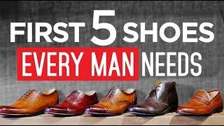 5 BEST Selling Dress Shoes? | MUST OWN Mens Footwear