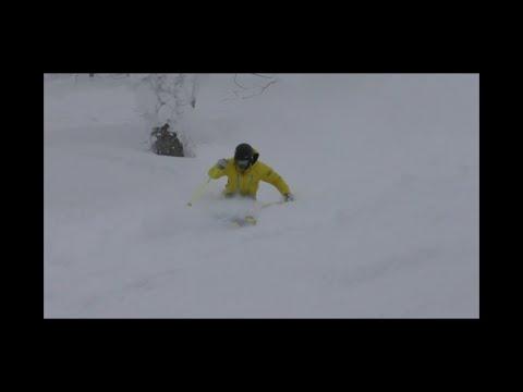 Reilly McGlashan VLOG1 - Training for Hokkaido Technical Ski Technology Championships