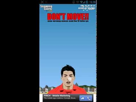 Video of Snapping Suarez