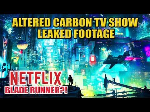 Netflix's Altered Carbon TV Show LEAKED! Rey LEAVING Star Wars?! | Nerd Heard