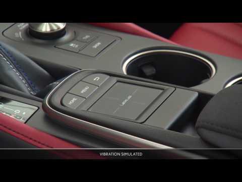 Lexus Remote Touch