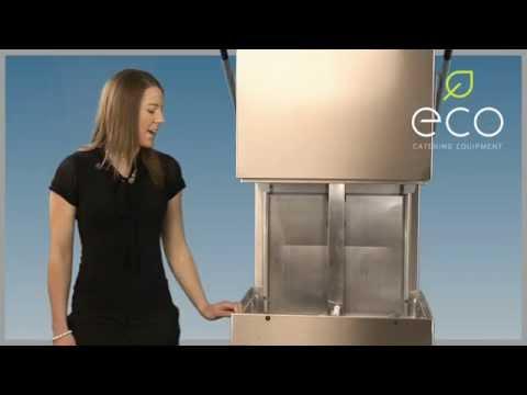 Hobart H602 Hood Dishwasher