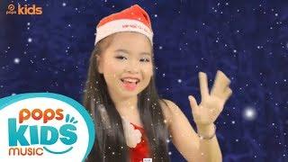 Jingle Bell (Tiếng Chuông Ngân) - Bé Quỳnh My | Nhạc Giáng Sinh Thiếu Nhi