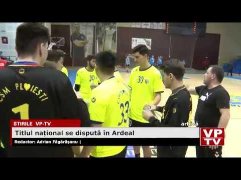 Titlul național se dispută în Ardeal