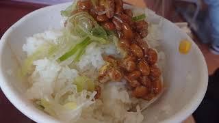 江東区青海食堂の アコウダイの甘辛煮定食は美味しかったので