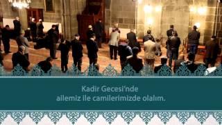 IGMG Irschad - İrşad | Der Ramadan und die Kadr-Nacht - Ramazan ve Kadir gecesi