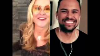 Anastacia And Sonny Sinay   I'm Outta Love (smule Duet)