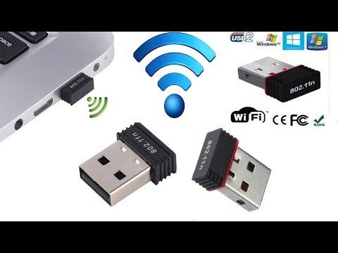 Ranz Mini USB 150Mbps 802.11n Wireless Wifi